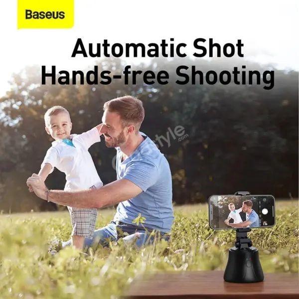 Baseus 360ai Following Shot Tripod Head (5)