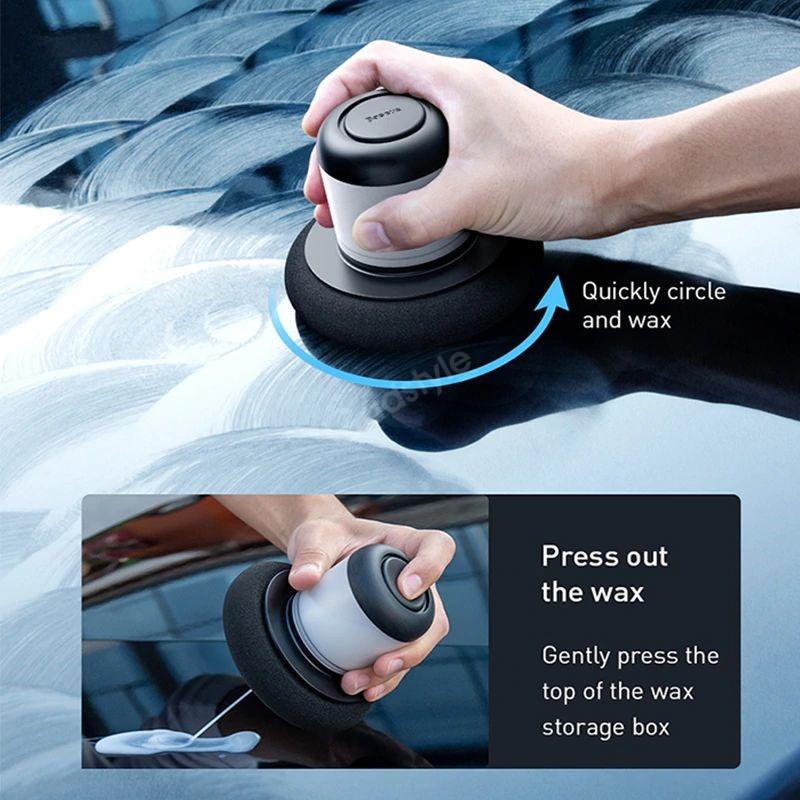 Baseus Car Polisher Scratch Repair Auto Manual Polishing Machine (3)