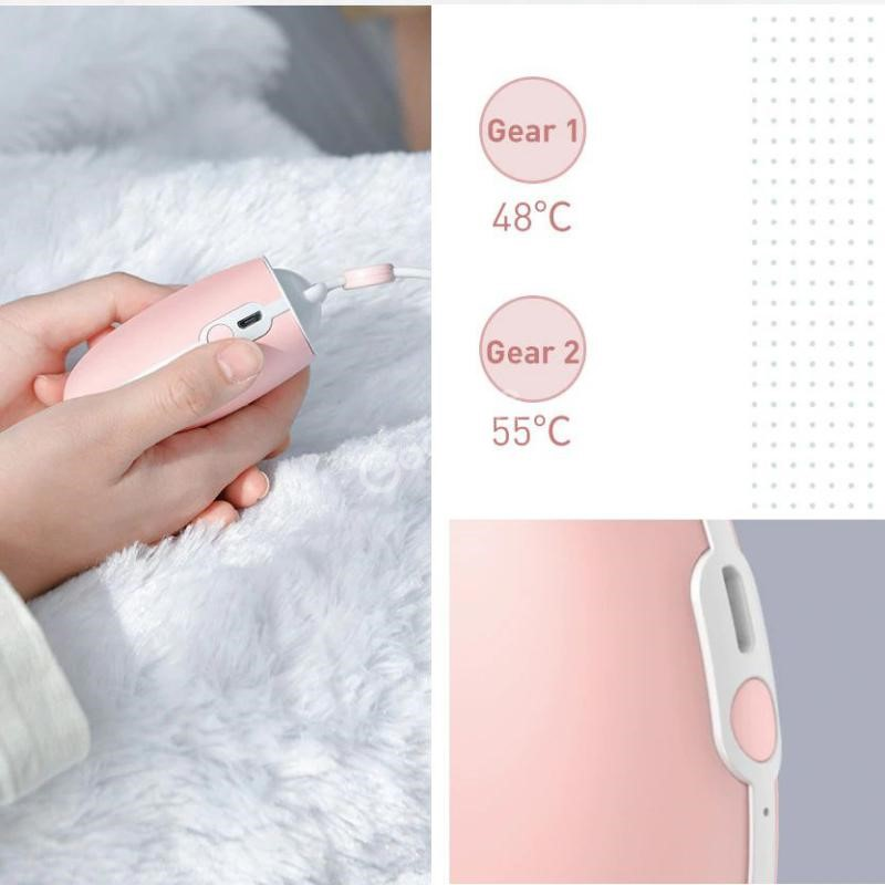 Baseus Hand Warmer Heater 4000 Mah Power Bank (2)