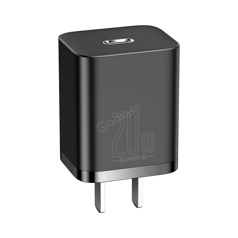 Baseus Super Si Quick Charger 1c 20w With Lightning Cable (5)