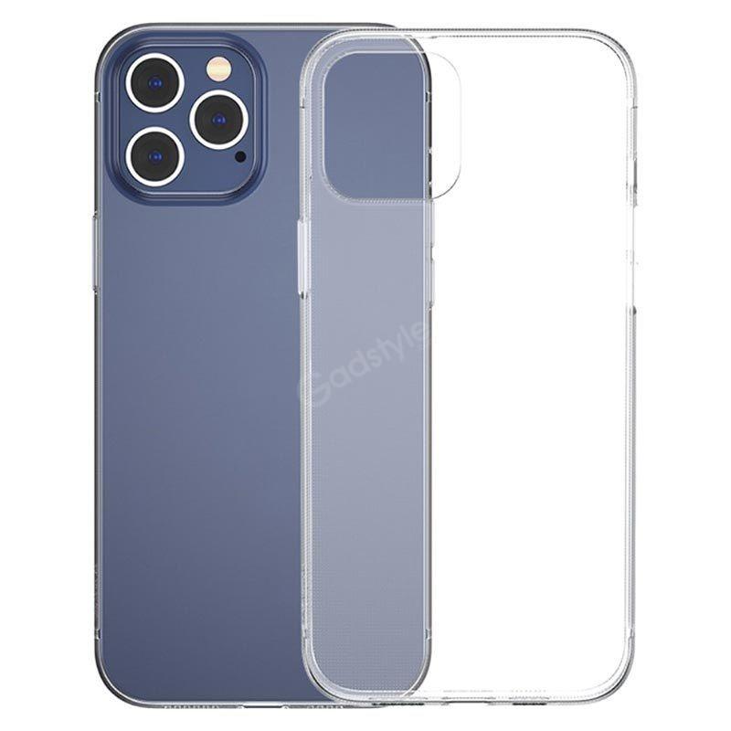 Baseus Transparent Clear Phone Case For Iphone 12 12 Mini 12 Pro 12 Pro Max (1)