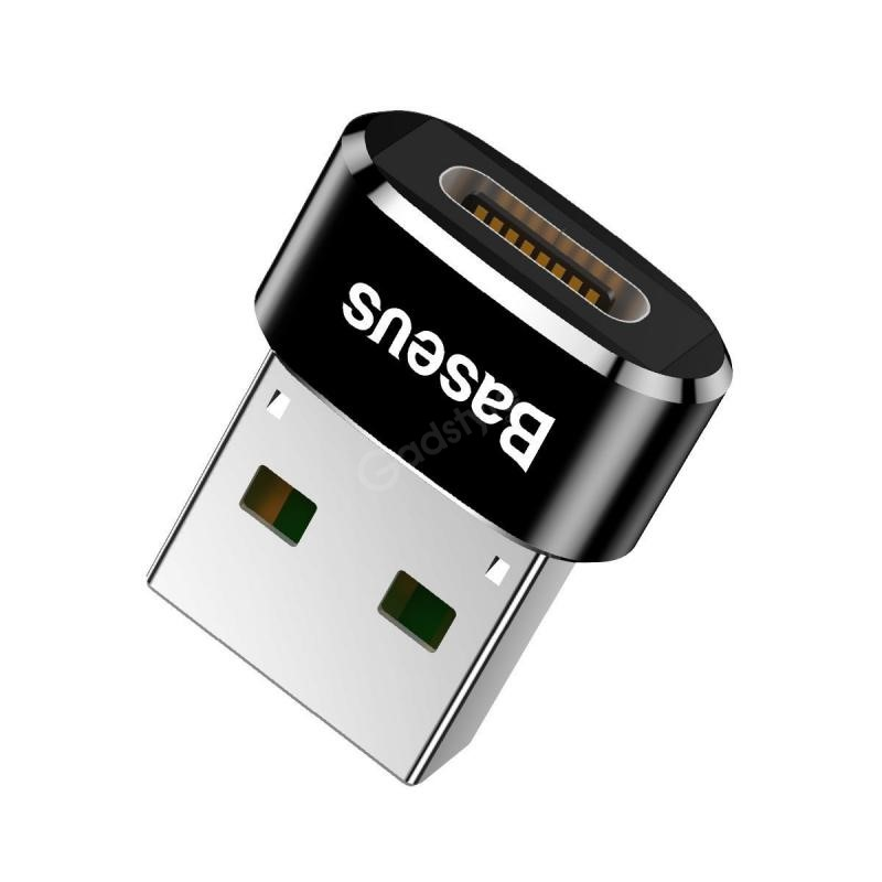 Baseus Usb To Usb Type C Otg Adapter Usb C Converter (1)