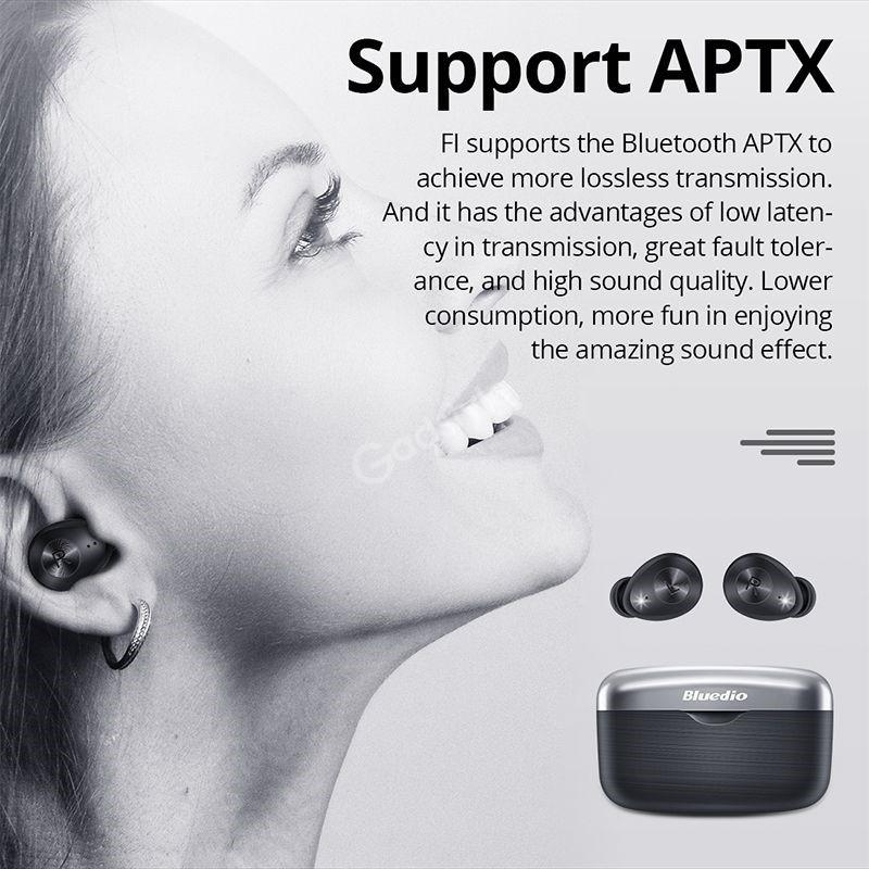Bluedio Fi Tws Bluetooth Earbuds (8)