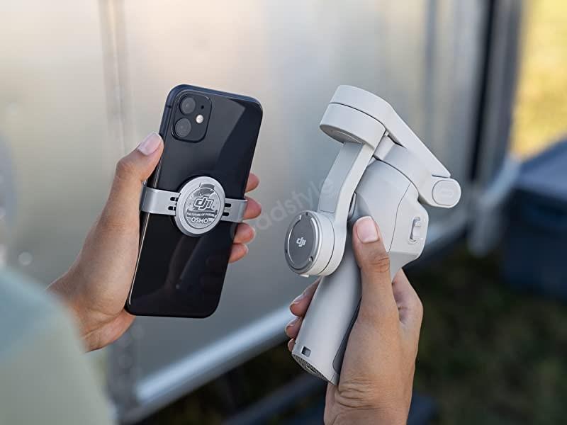 Dji Om 4 Handheld 3 Axis Smartphone Gimbal Stabilizer (2)