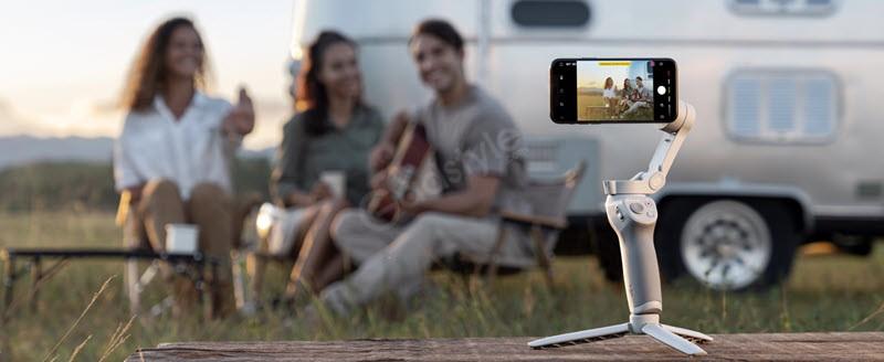 Dji Om 4 Handheld 3 Axis Smartphone Gimbal Stabilizer (3)