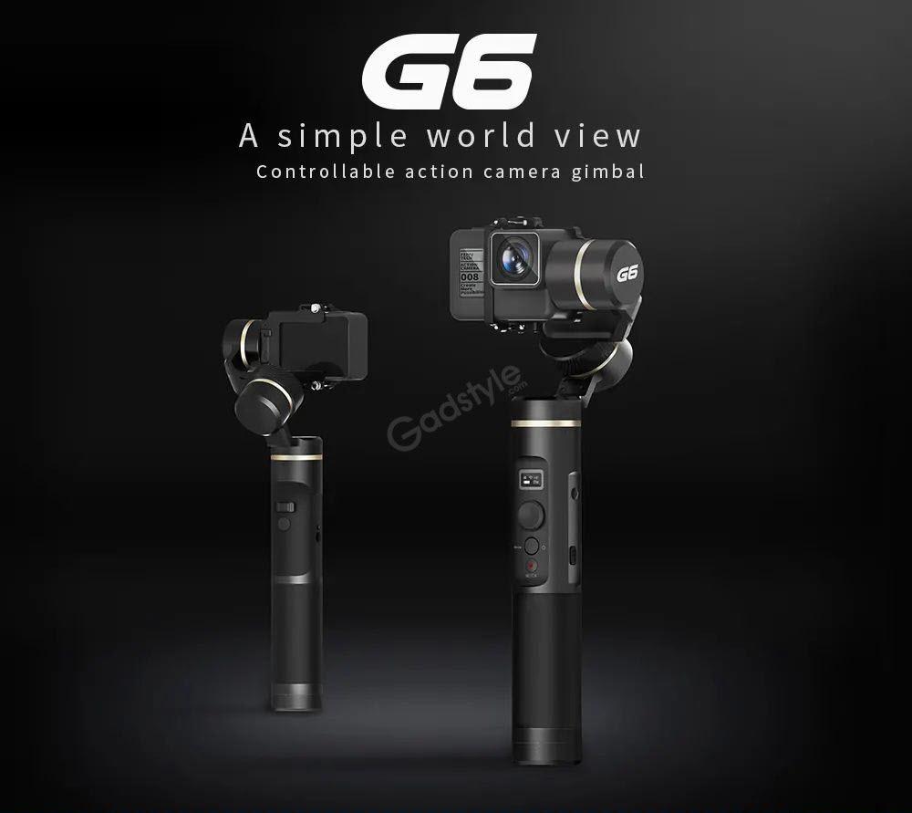 Feiyutech G6 Brushless Handheld Stabilizing Gimbal (2)