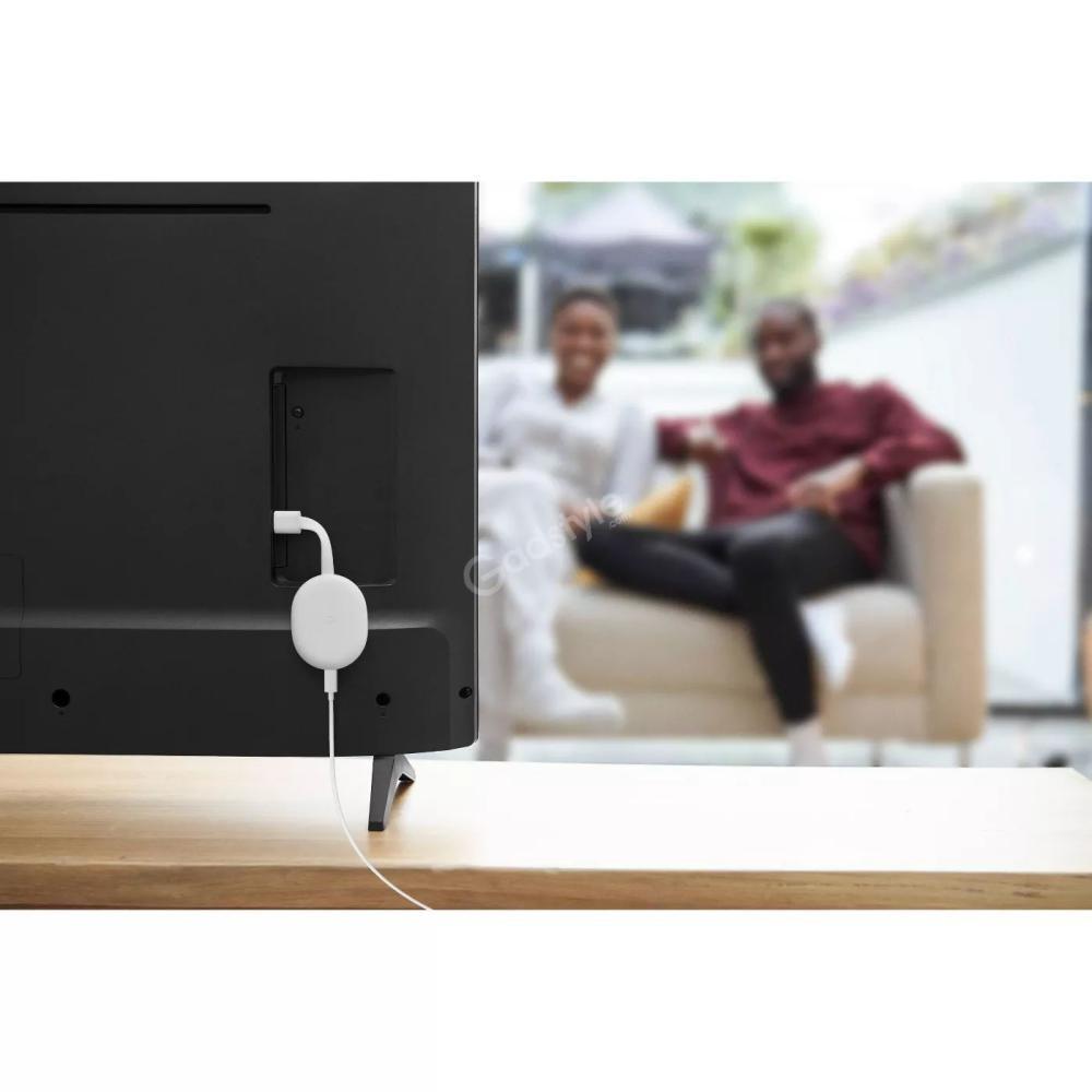 Google Chromecast With Google Tv (1)