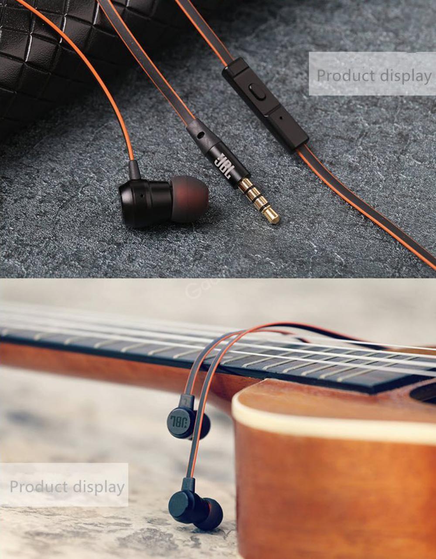 Jbl T280a Heavy Bass Earphone (2)