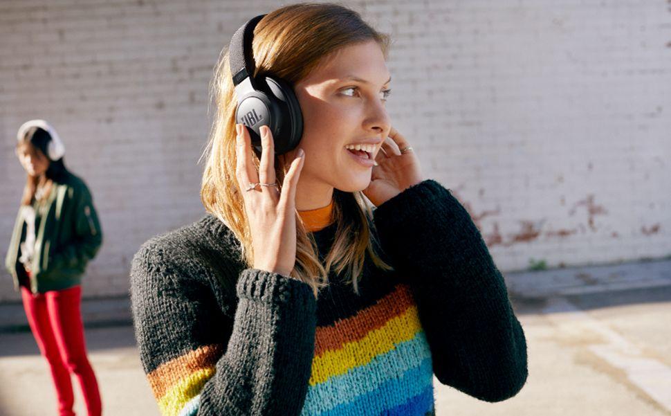Jbl Tune 500bt Powerful Bass Wireless Headphones With Mic