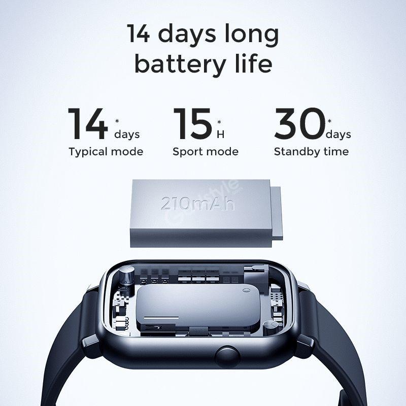 Joyroom Jr Ft1 Smart Watch (4)
