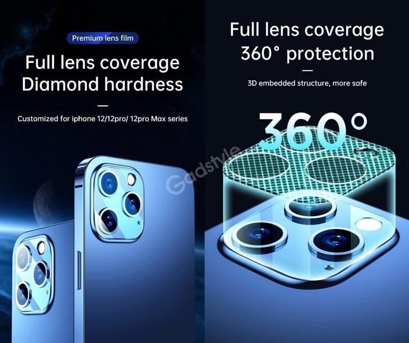 Joyroom Ultra Hd Clear Camera Lens Protector For Iphone 12 12 Mini 12 Pro 12 Pro Max (3)
