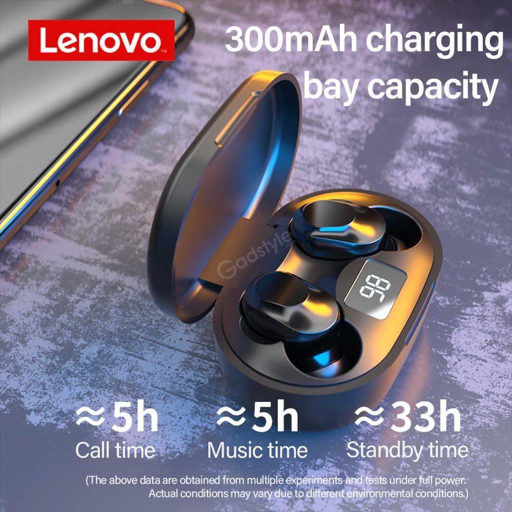 Lenovo Xt91 Tws Wireless Earphones (1)
