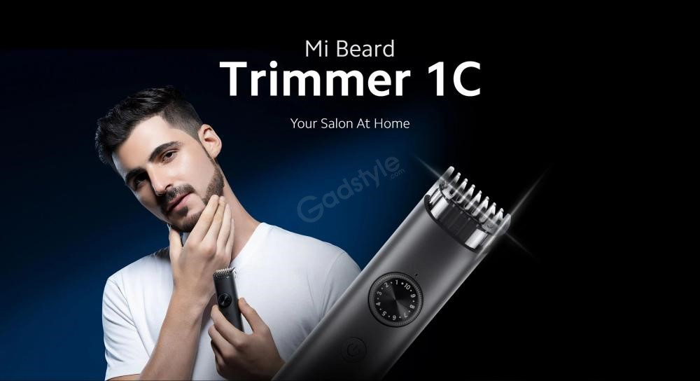 Mi Beard Trimmer 1c With 60 Minute Battery (3)