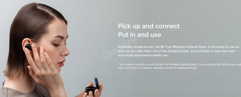 Mi True Wireless Earbuds Basic 2 (4)