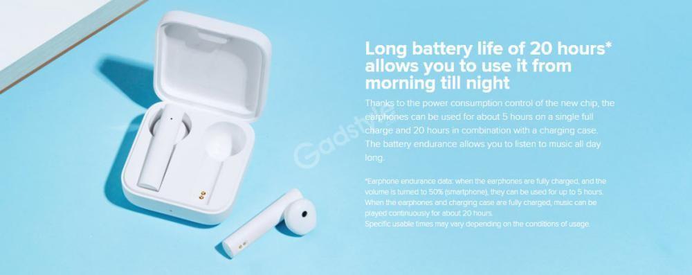 Mi True Wireless Earphones 2 Basic (4)