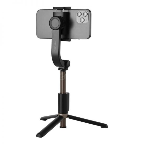 Momax Selfie Stable 2 Smartphone Gimbal With Tripod (1)