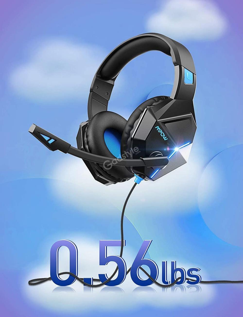 Mpow Eg10 Gaming Headset 3d Surround Sound (2)