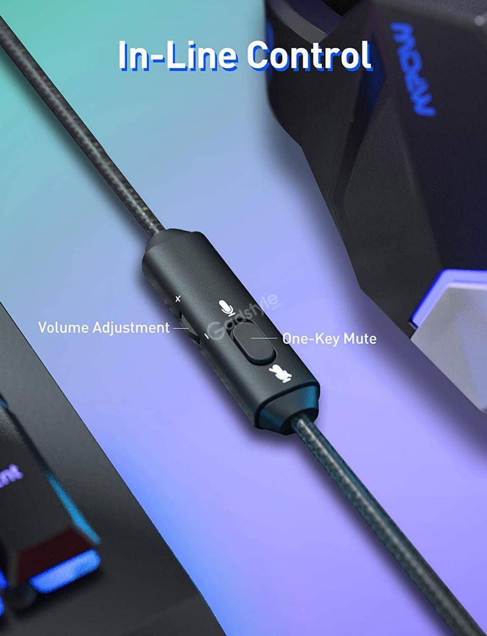 Mpow Eg10 Gaming Headset 3d Surround Sound (4)