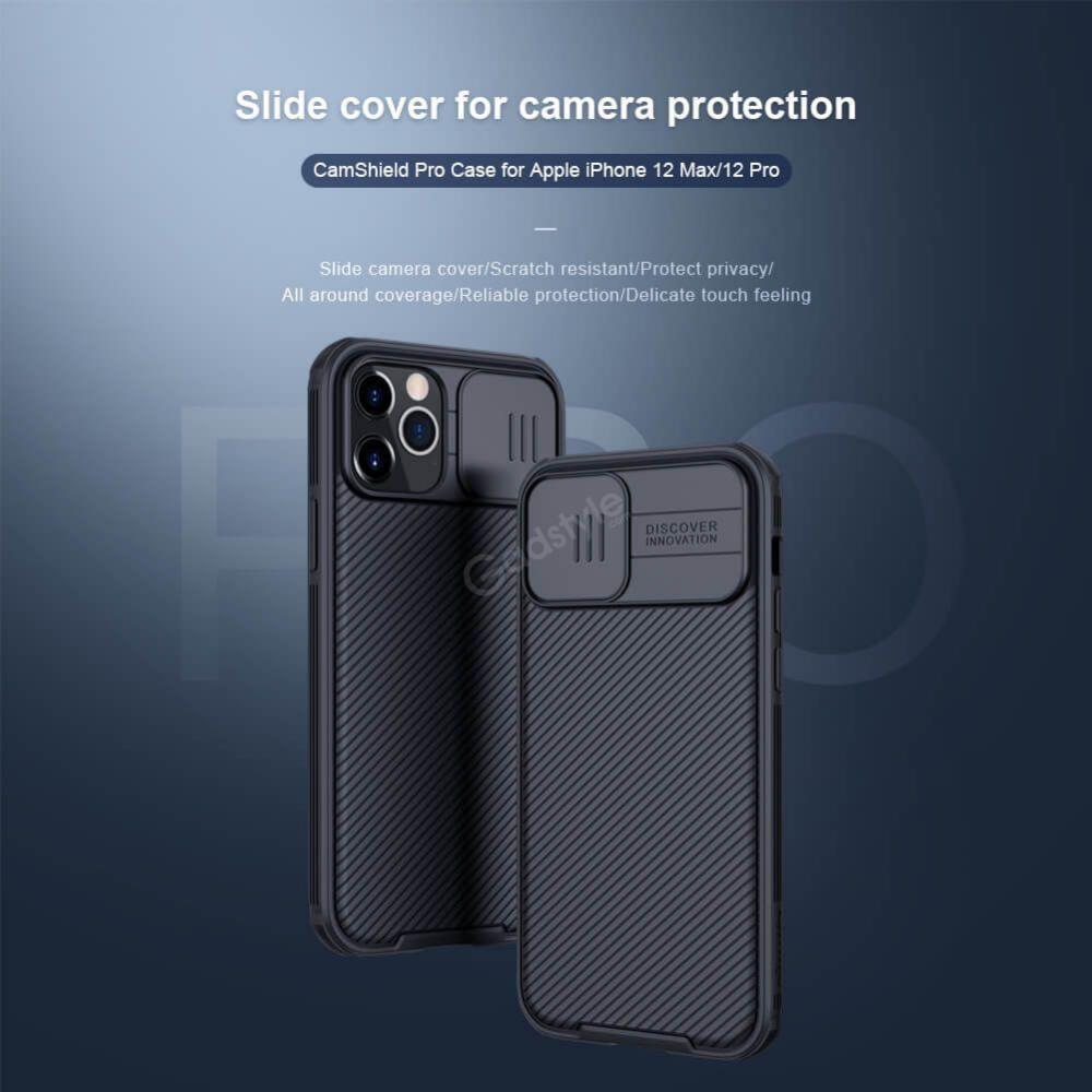 Nillkin Camshield Case For Iphone 12 12 Mini 12 Pro 12 Pro Max (5)