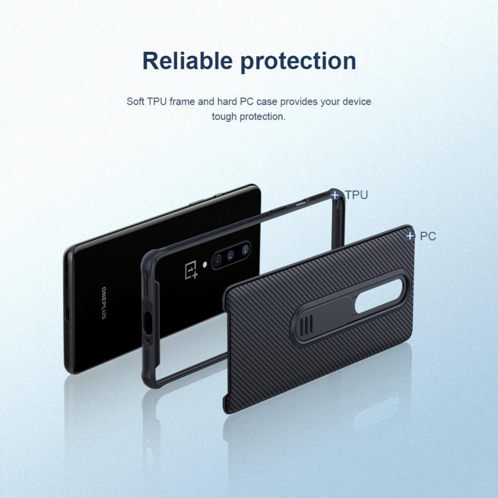 Nillkin Camshield Case For Oneplus 8 (2)