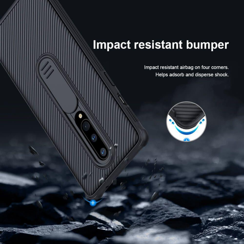 Nillkin Camshield Case For Oneplus 8 (4)