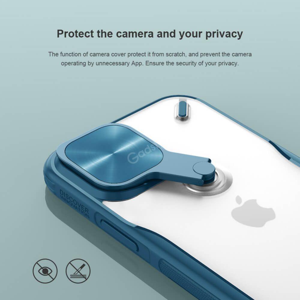 Nillkin Cyclops Series Camera Protective Case For Iphone 12 12 Mini 12 Pro 12 Pro Max (1)