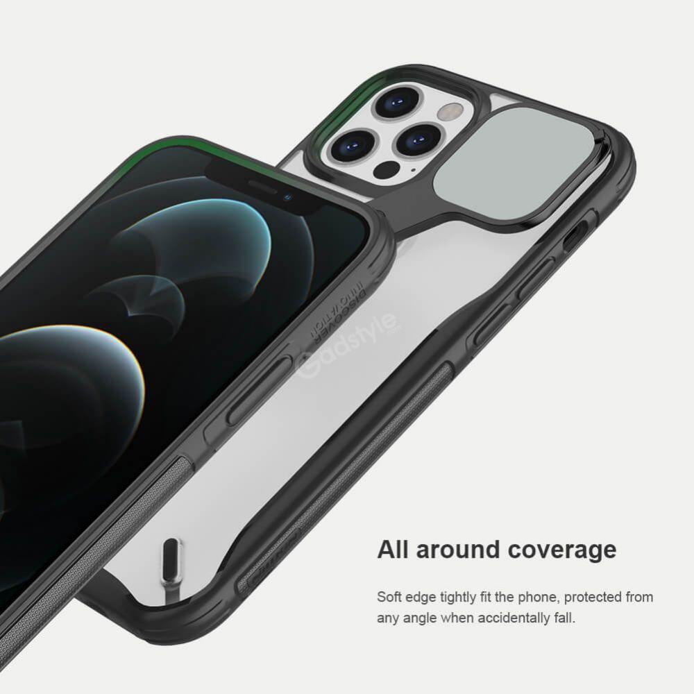 Nillkin Cyclops Series Camera Protective Case For Iphone 12 12 Mini 12 Pro 12 Pro Max (10)