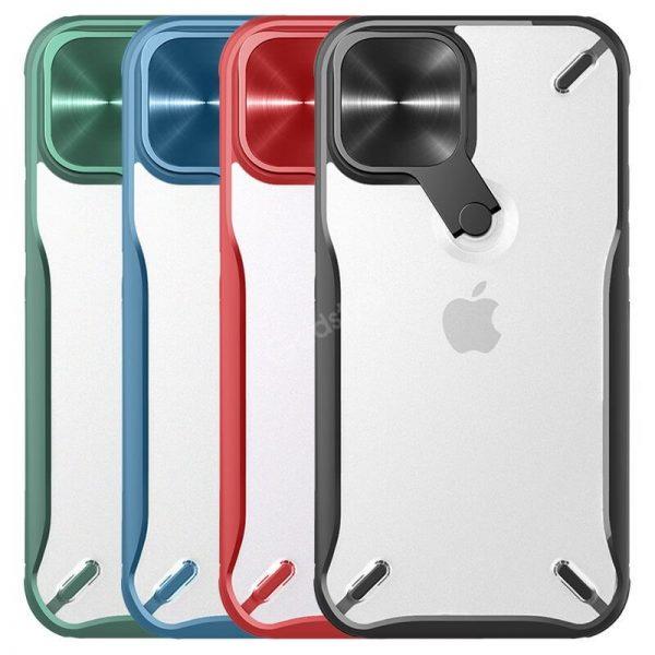 Nillkin Cyclops Series Camera Protective Case For Iphone 12 12 Mini 12 Pro 12 Pro Max (7)