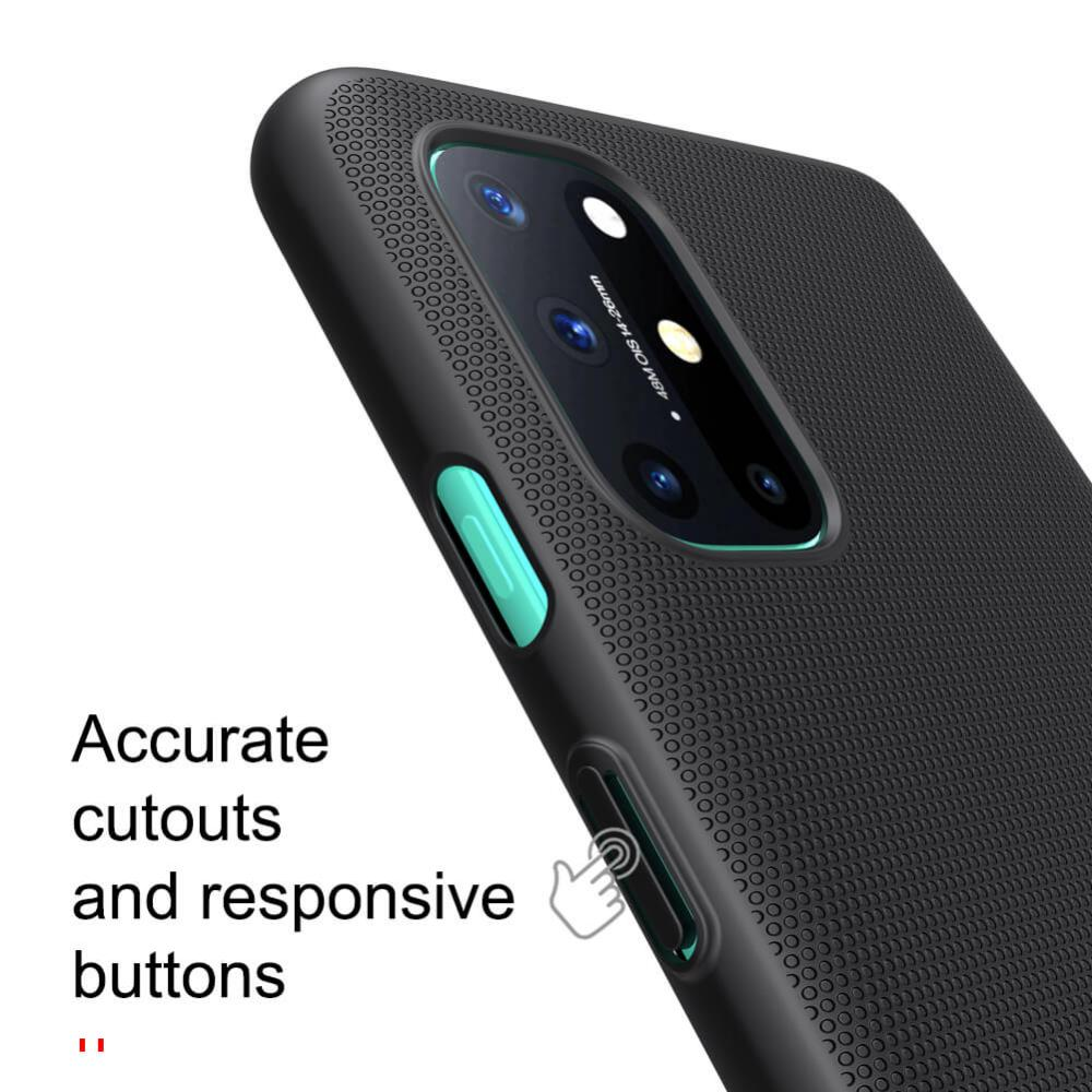 Nillkin Super Frosted Shield Matte Cover Case For Oneplus 8t (2)