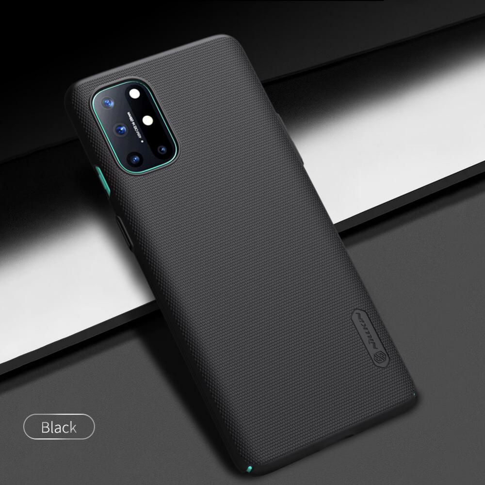 Nillkin Super Frosted Shield Matte Cover Case For Oneplus 8t (3)