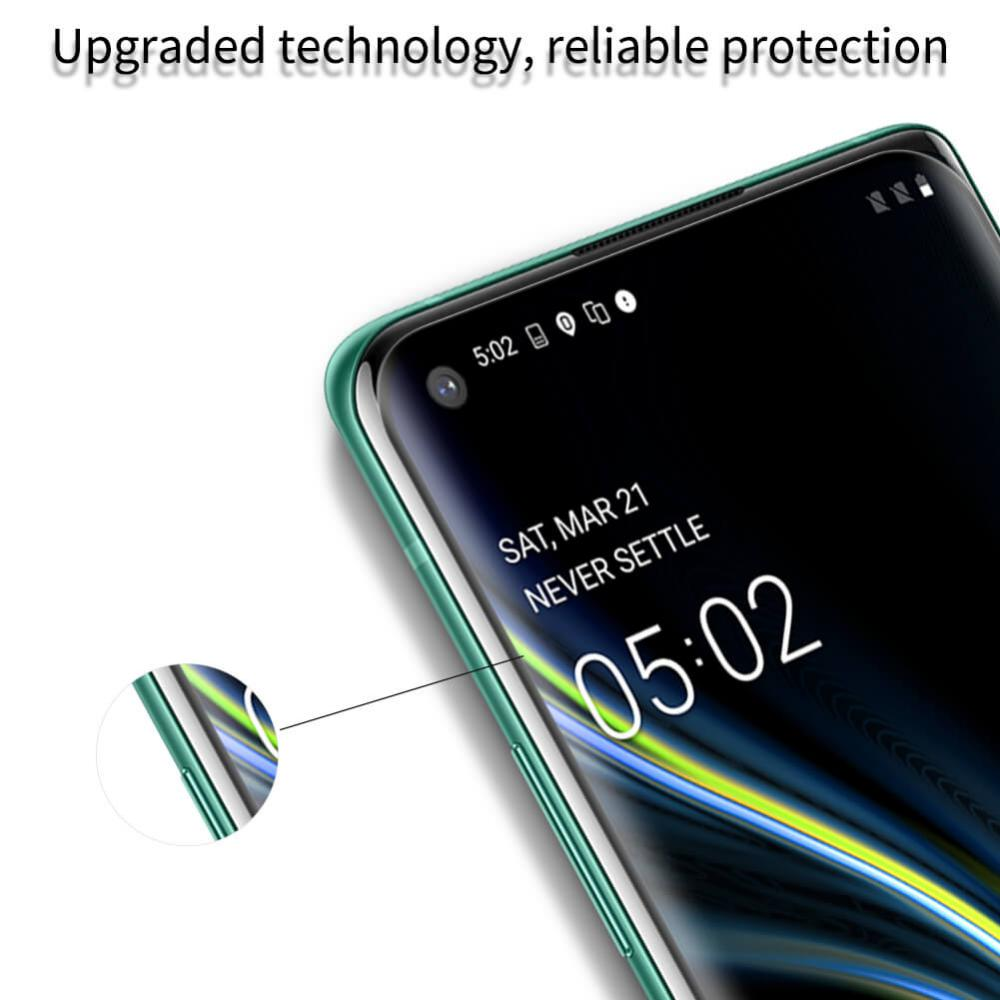 Oneplus 8 Nillkin Amazing 3d Ds Max Tempered Glass Protector (4)