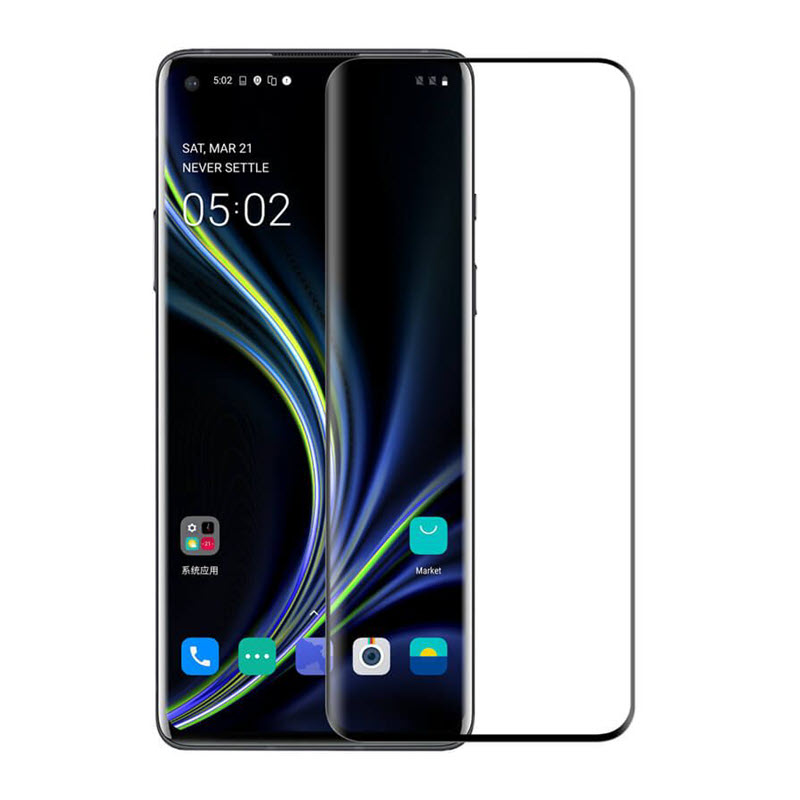 Oneplus 8 Pro Nillkin Amazing 3d Ds Max Tempered Glass Protector (5)