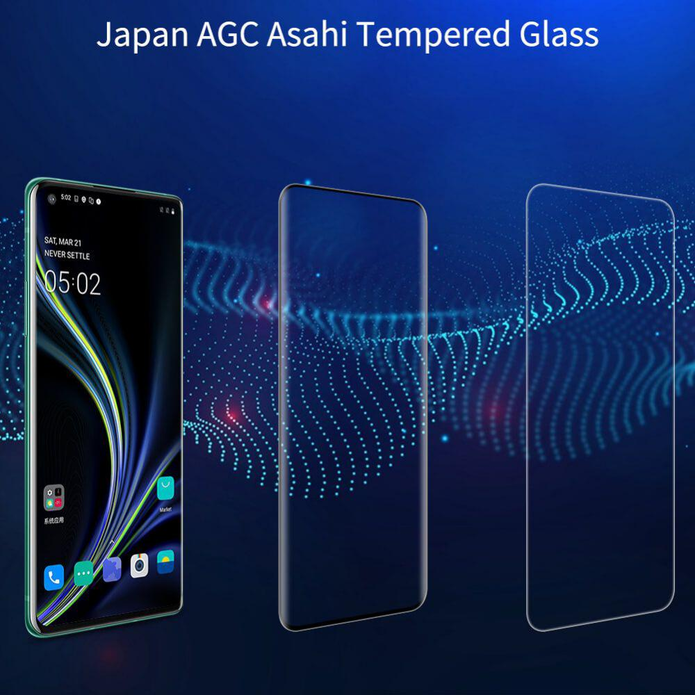 Oneplus 8 Pro Nillkin Amazing 3d Ds Max Tempered Glass Protector (6)
