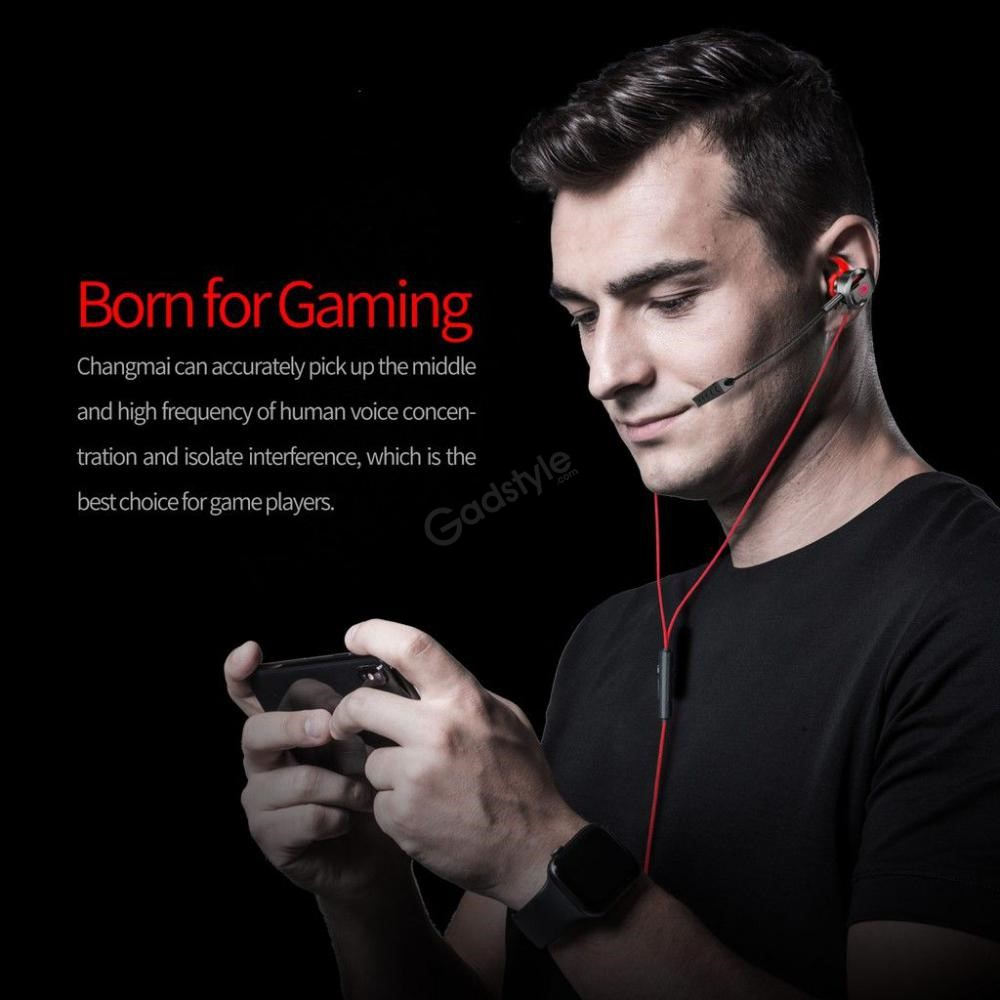 Plextone Dual Microphone Gaming Headphones (3)