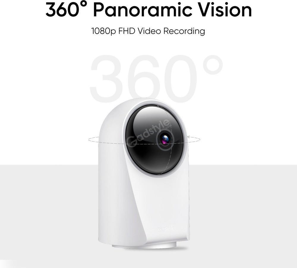 Realme 360 1080p Wifi Smart Security Camera (6)