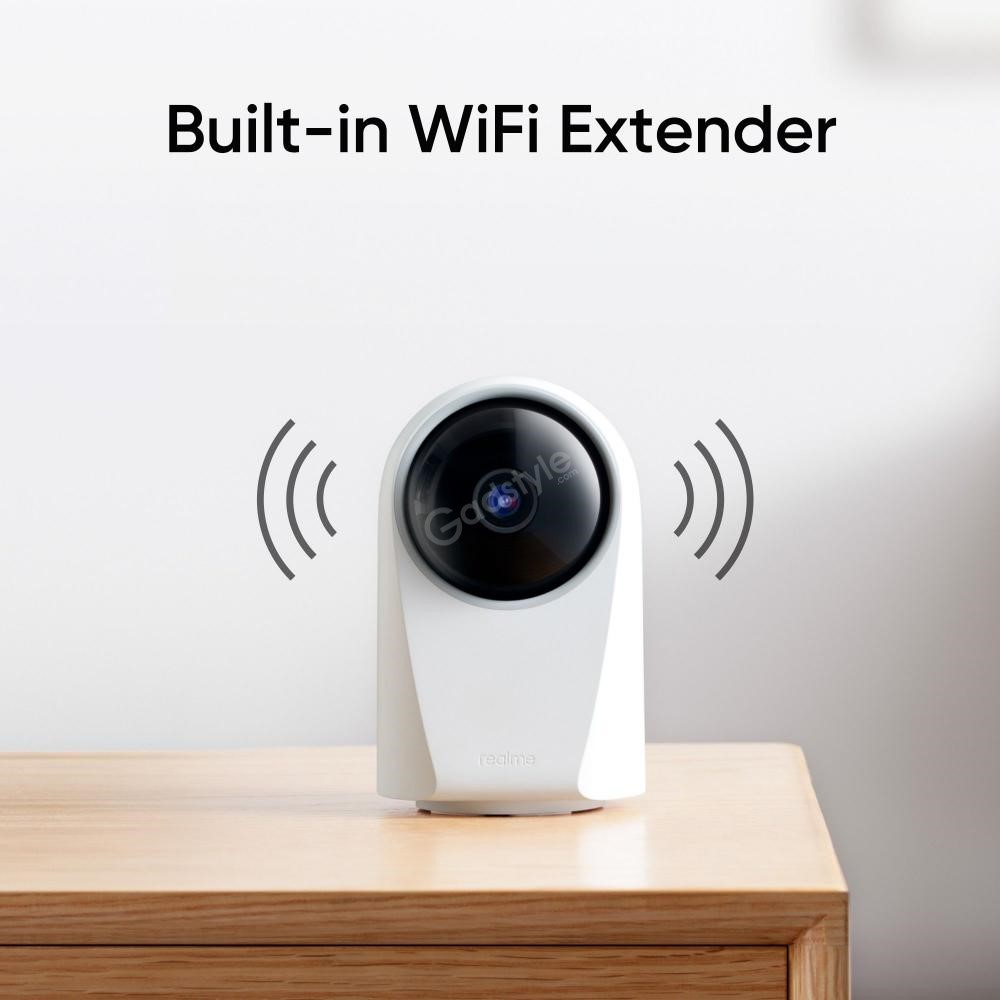 Realme 360 1080p Wifi Smart Security Camera (9)