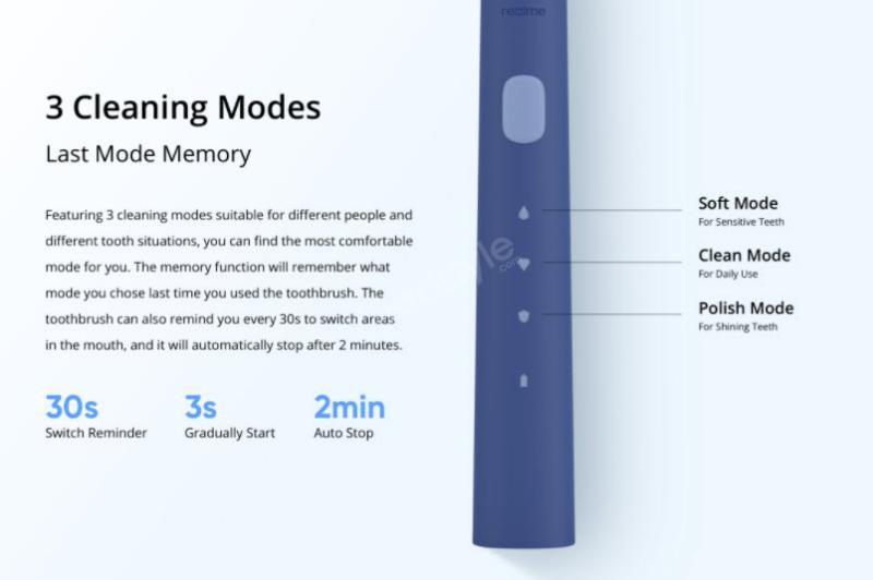 Realme N1 Sonic Electric Toothbrush (5)