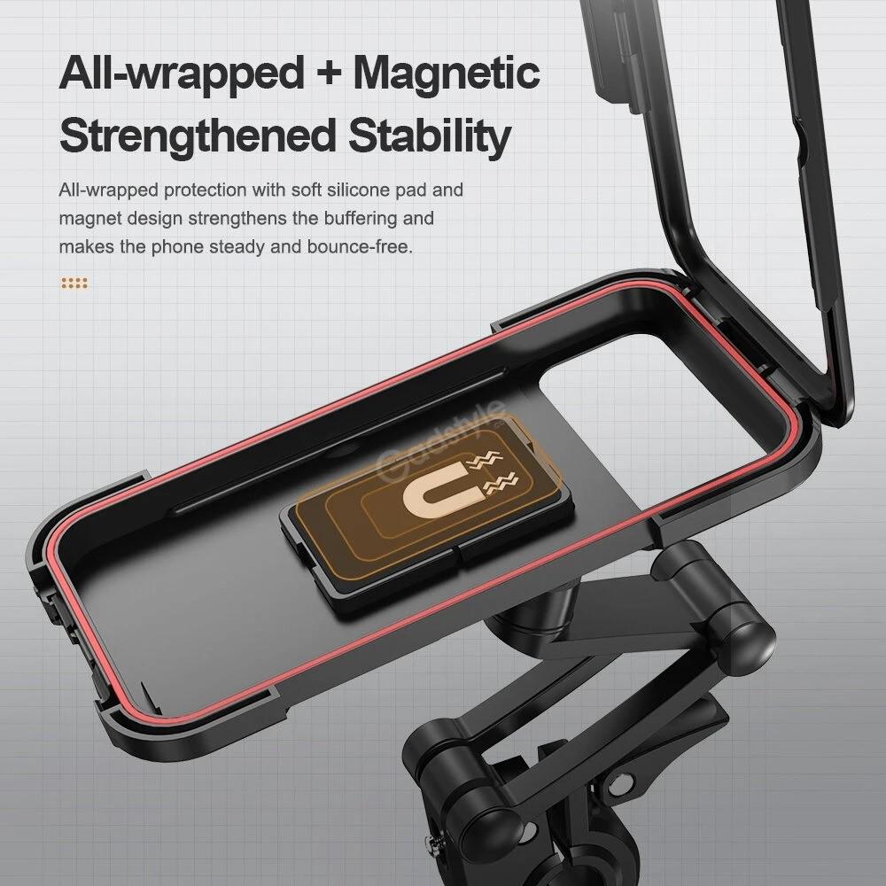 Rock Universal Retractable Bike Phone Mount (1)