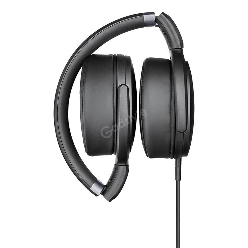 Sennheiser Hd 4 30g Black Around Ear Headphones (2)