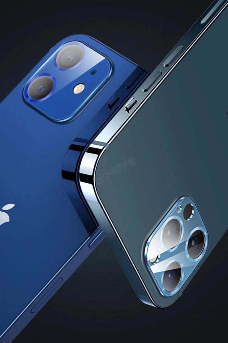 Usams Us Bh703 Metal Camera Lens Glass Film For Iphone 12 (7)