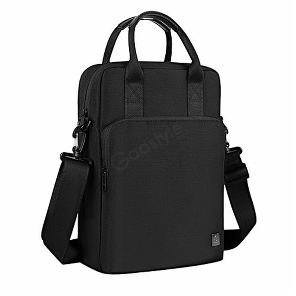 Wiwu Alpha Vertical Double Layer Bag Polyester Laptop (3)