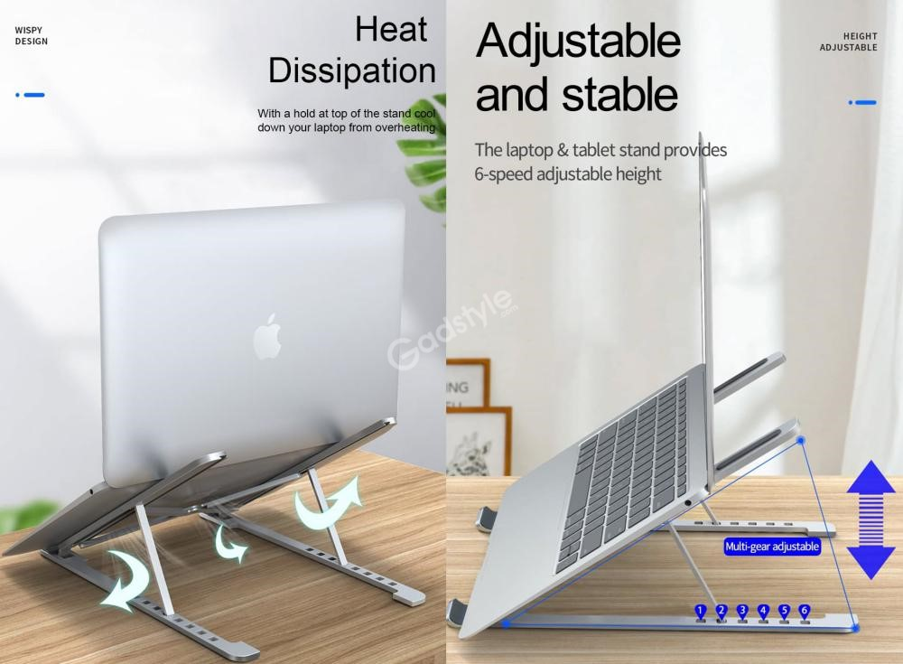 Wiwu S400a Laptop Stand (8)