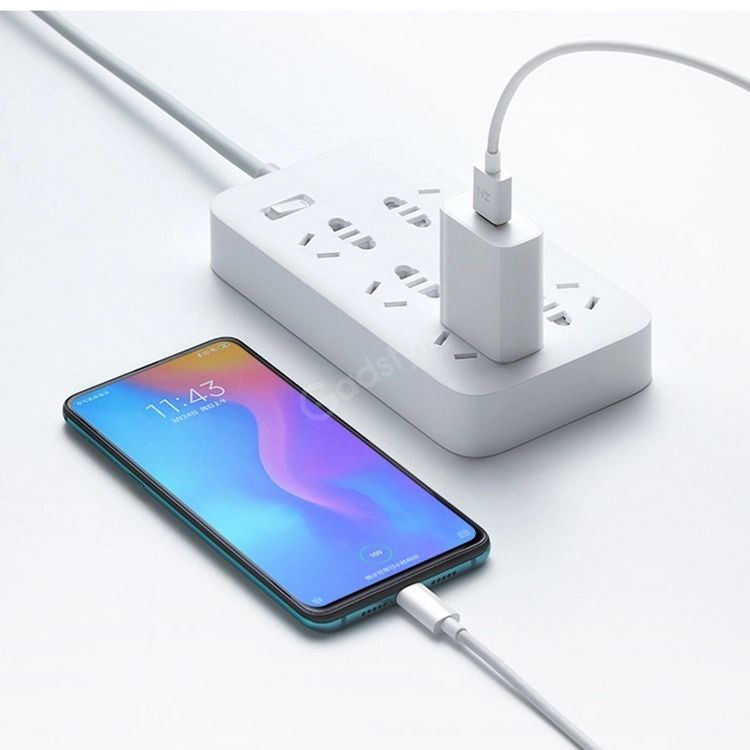 Xiaomi 18w Usb C Wall Charger Power Adapter Cn (2)