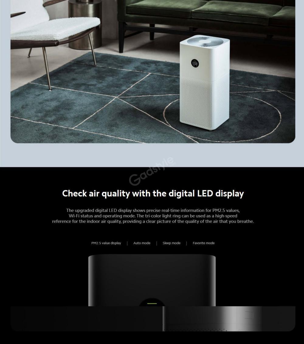 Xiaomi Mi Air Purifier 3c (2)