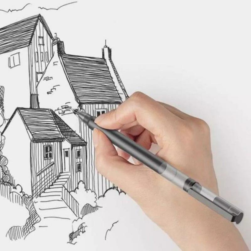 Xiaomi Mi Jumbo Gel Ink Pen 10 Pieces (3)