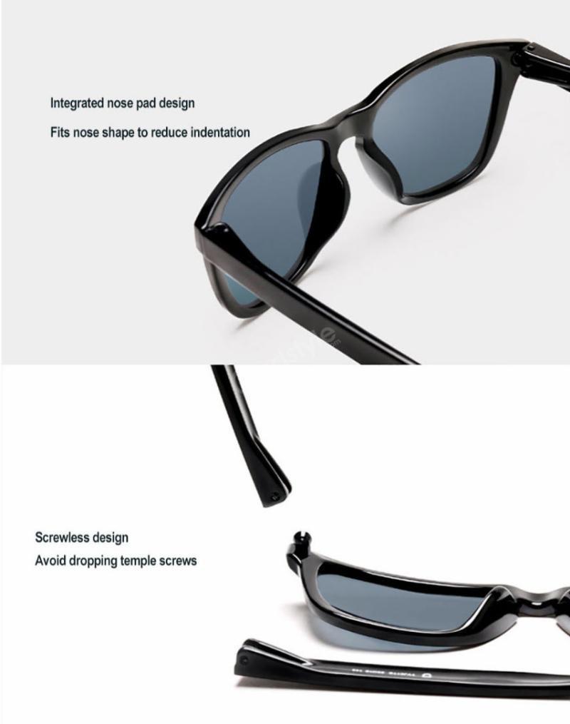 Xiaomi Mi Polarized Explorer Sunglasses Grey (2)