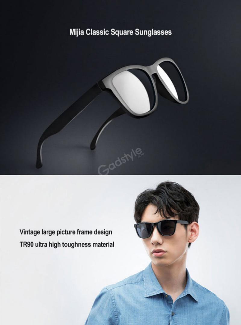 Xiaomi Mi Polarized Explorer Sunglasses Grey (4)