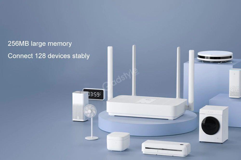 Xiaomi Mi Router Ax1800 Wifi 6 Gigabit Dual Band 1775mbps (1)