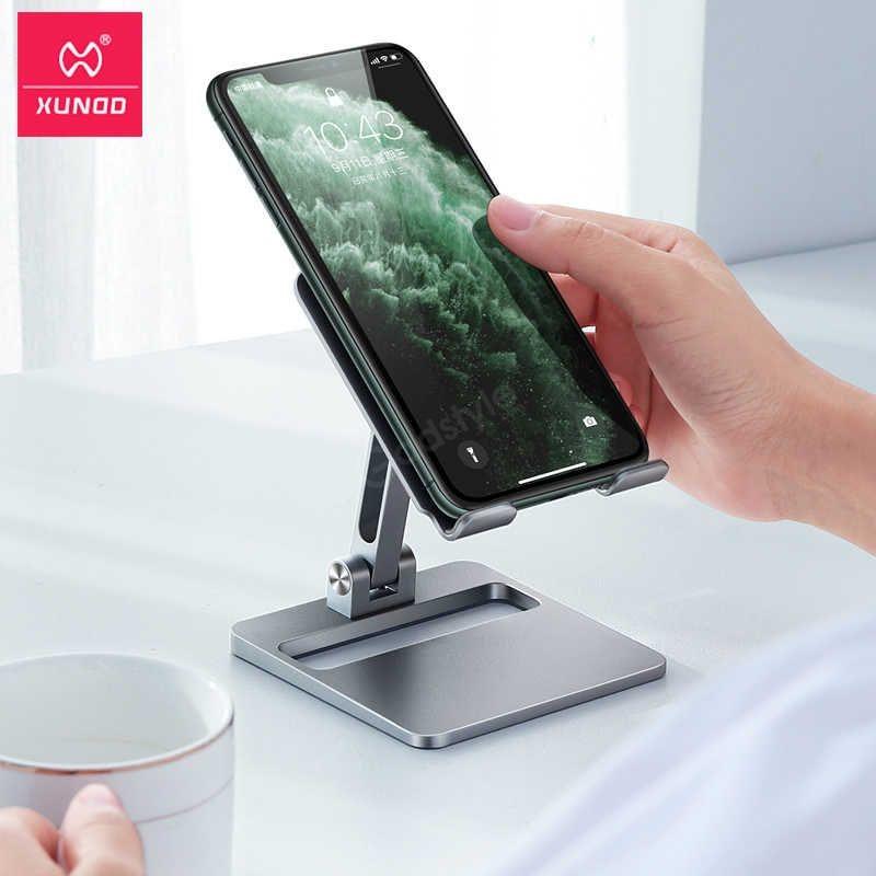 Xundd Folding Metal Holder For Mobile Phone Tablet (9)