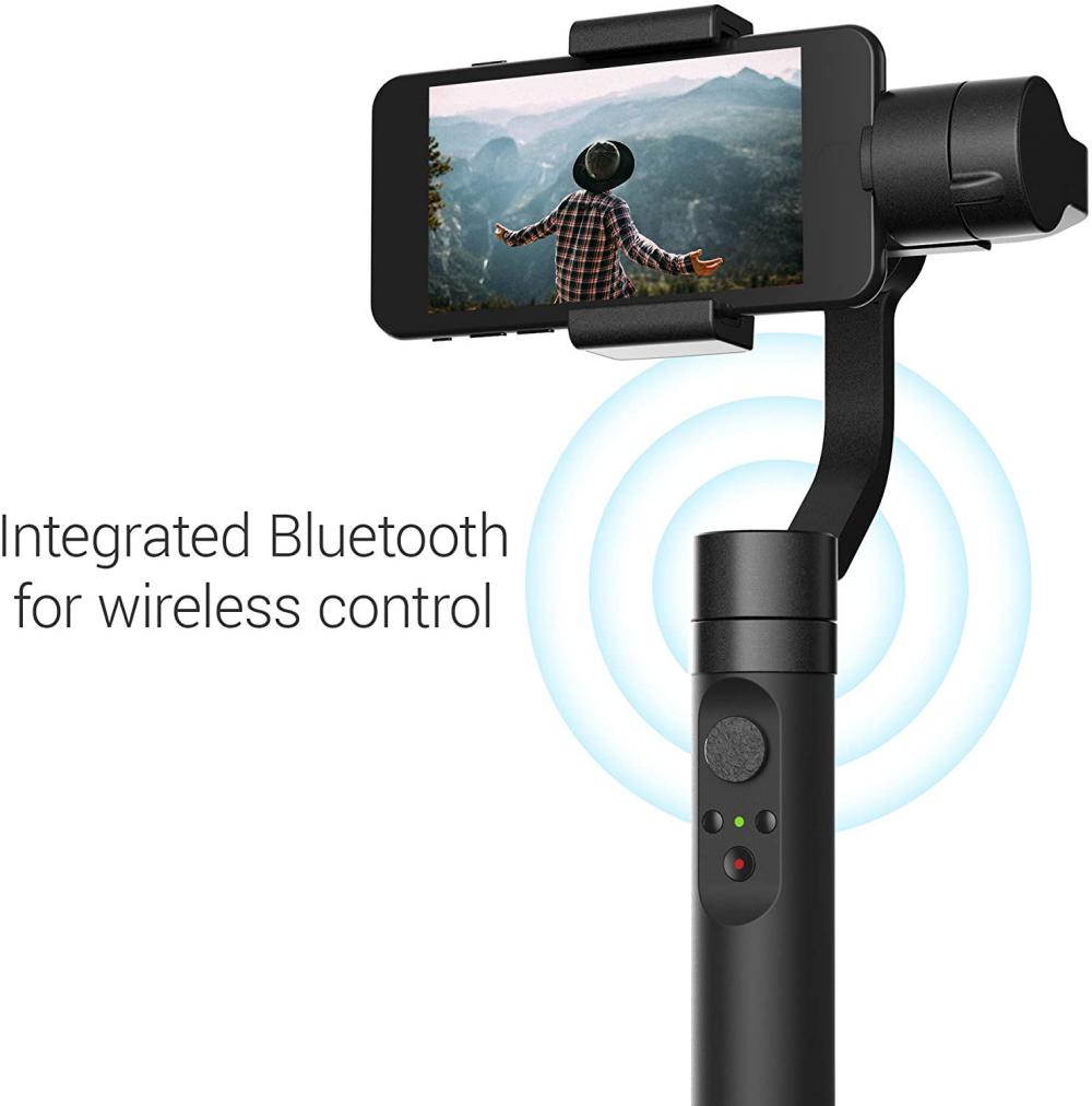 Yi Phone Gimbal 3 Axis Handheld Stabilizer With App Control (1)